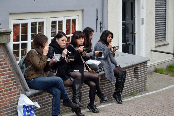 Scènes de vie 07 - Amsterdam