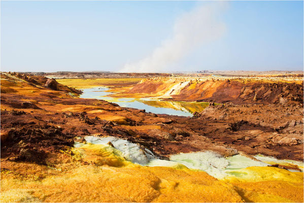 ETHIOPIE - Dépression du Danakil- Dallol 14