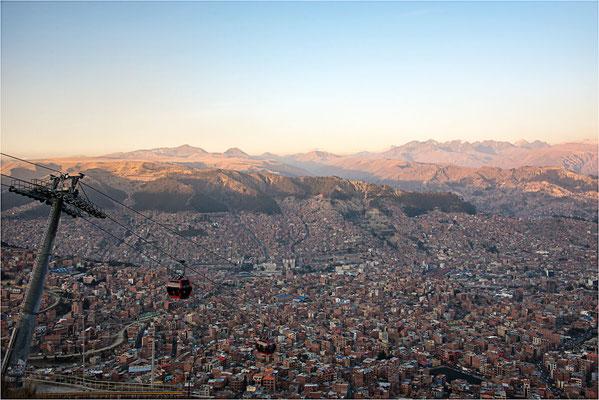 La Paz 02 - Depuis El Alto 4149 m