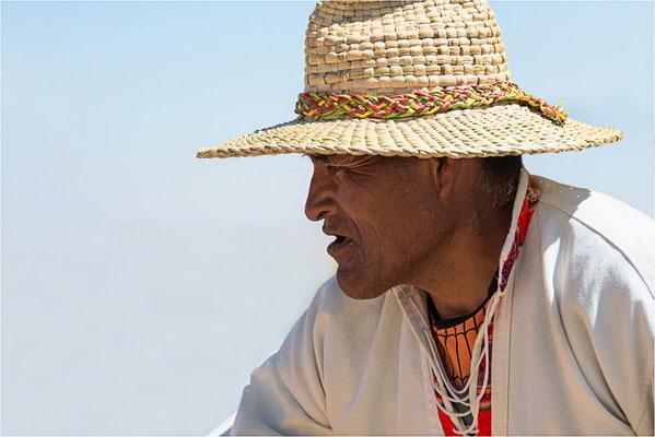 Portraits Là-bas 100 - Pérou