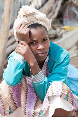 Portraits Là-bas 113 - Ethiopie