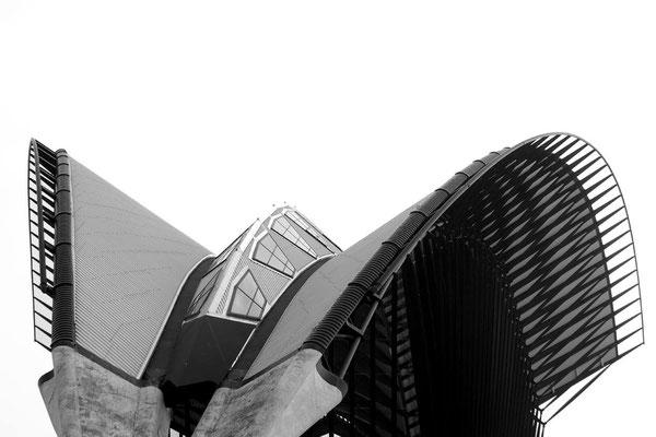 Architecture/Graphisme 03 - St Exupéry