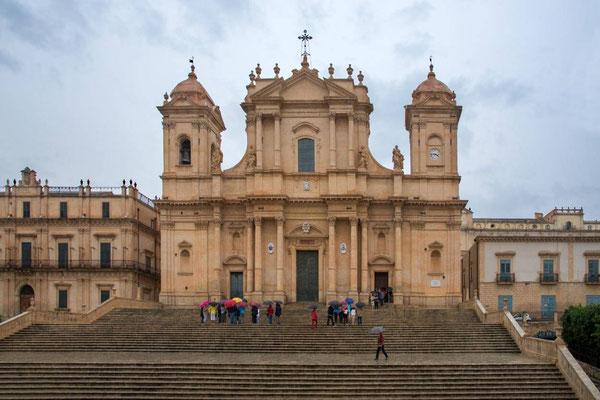 Noto 01 - Cathédrale St Nicolas de Notio