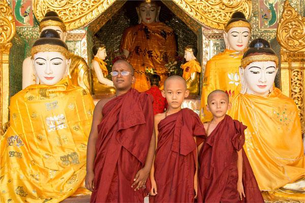 Noviciat 05 - Yangon - Pagode Shwedagon