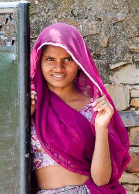 Portraits Là-bas 42 - Rajasthan
