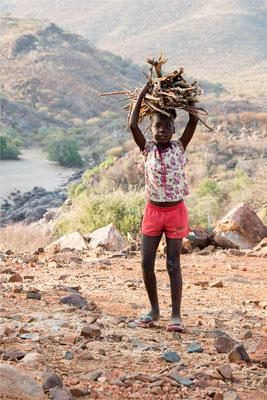 Scènes de vie 63 - Namibie