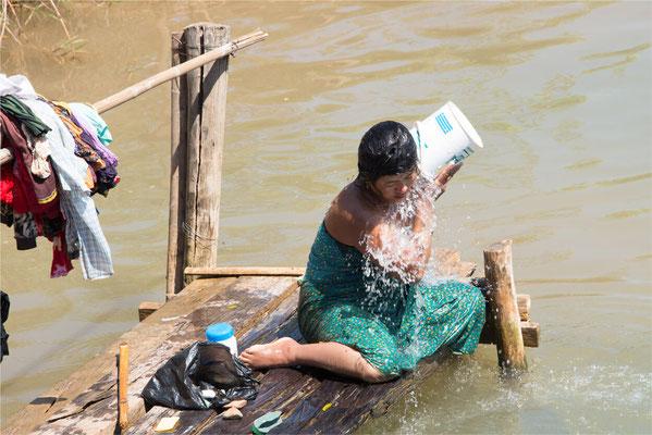 Scènes de vie 59 - Birmanie