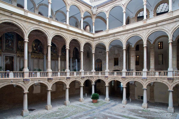 Palerme 32 - Palais des Normands