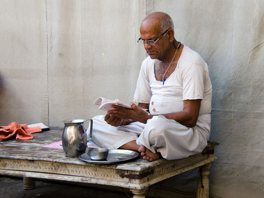 Scènes de vie 15 - Rajasthan