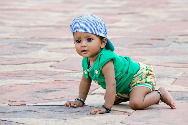Portraits Là-bas 47 - Rajasthan