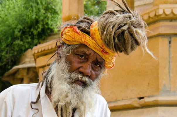 Portraits Là-bas 40 - Rajasthan