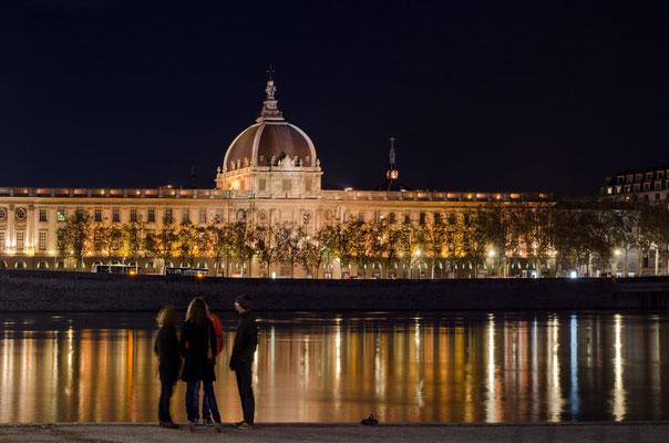 La nuit 22 - Lyon
