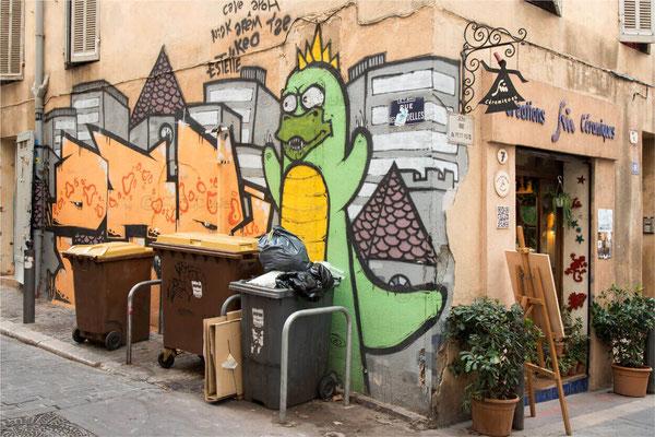 Street art Marseille 12