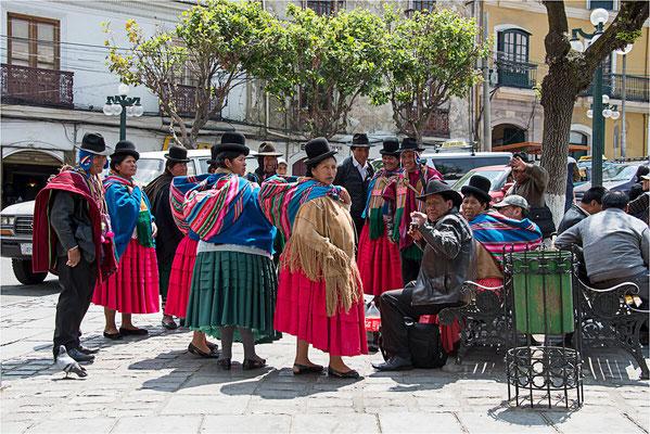 Scènes de vie 93 - Bolivie