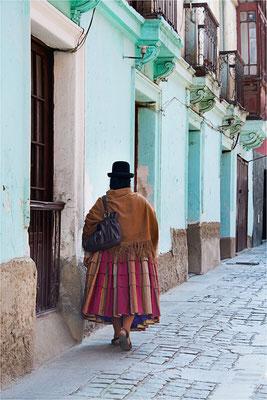 Scènes de vie 97 - Bolivie