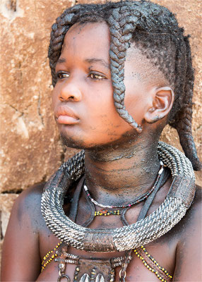 Portraits Là-bas 84 - Namibie