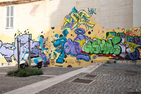 Street art Marseille 31