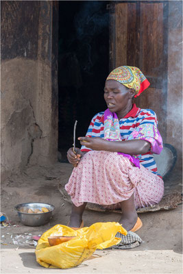 Scènes de vie 104 - Ethiopie