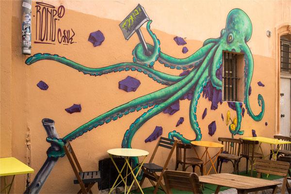 Street art Marseille 13