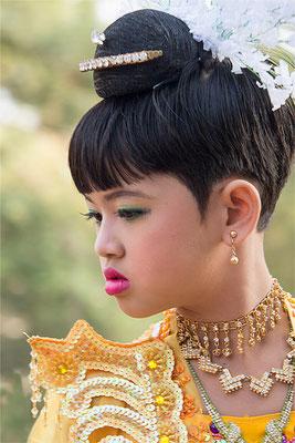 Portraits Là-bas 66 - Birmanie