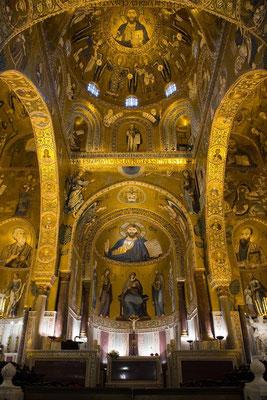 Palerme 33 - Chapelle Palatine