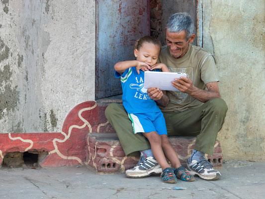 Scènes de vie 34 - Cuba