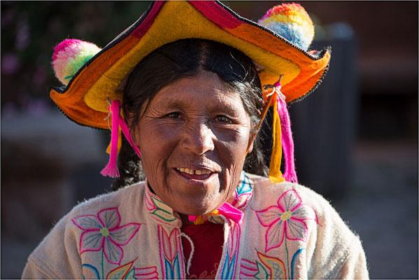 Portraits Là-bas 92 - Pérou