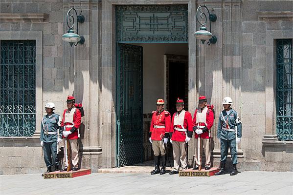 La Paz 26 - Palais du gouvernement