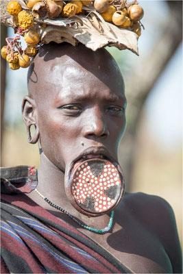 Portraits Là-bas 103 - Ethiopie