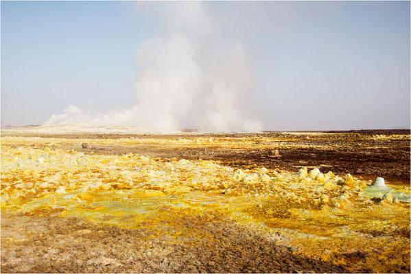 ETHIOPIE - Dépression du Danakil- Dallol 05