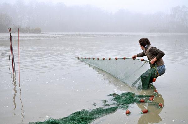 Pêche dans la Dombes 15
