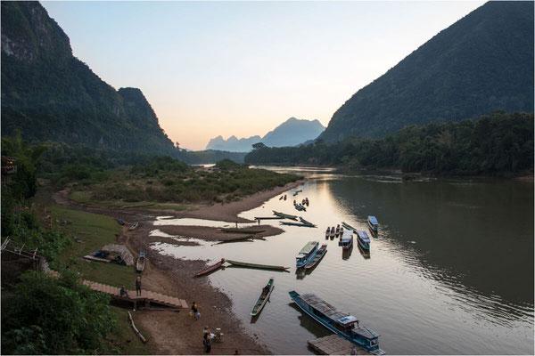 Paysages 118 - Laos