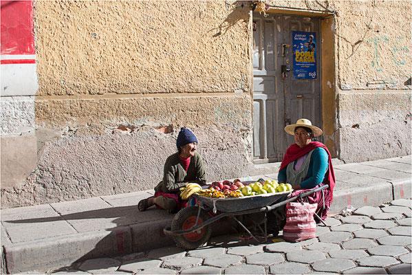 Scènes de vie 102 - Bolivie