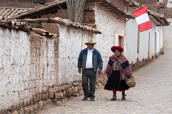 Scènes de vie 76 - Pérou