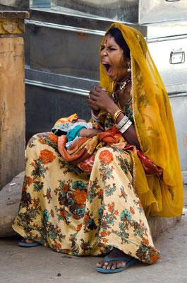 Scènes de vie 19 - Rajasthan