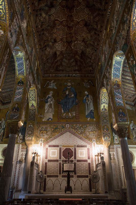Palerme 34 - Chapelle Palatine