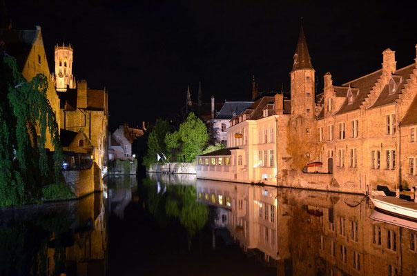 La nuit 04 - Bruges