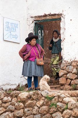 Scènes de vie 81 - Pérou