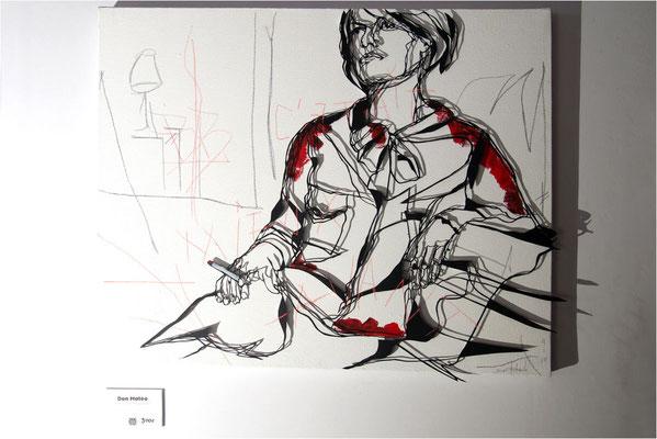 Peinture fraîche festival 22 - Don matéo - Lyon