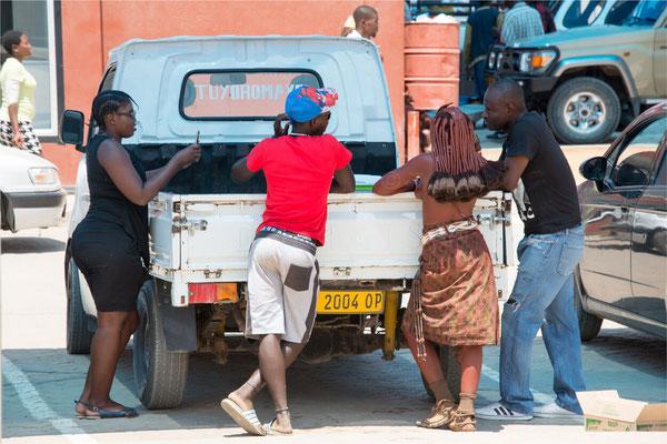 Scènes de vie 67 - Namibie