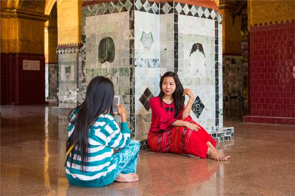 Scènes de vie 46 - Birmanie