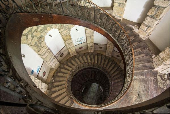 Architecture/Graphisme 69 - Château Helix