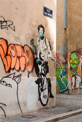 Street art Marseille 06