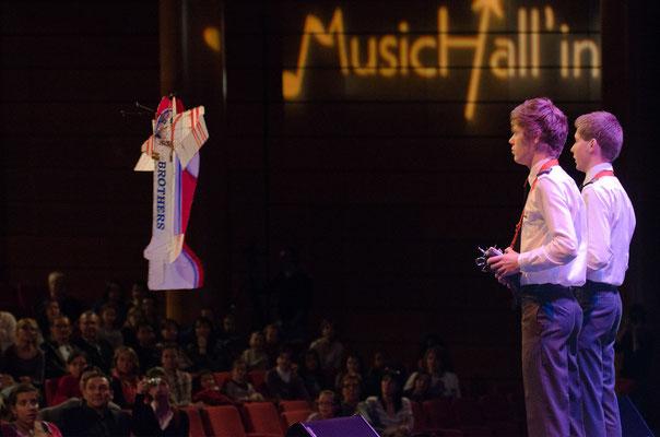 MusicHall'ino 2012 - 05 - Frères Chaix
