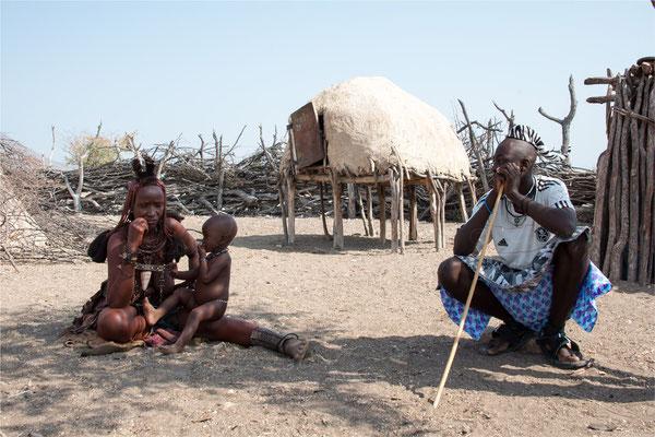 Scènes de vie 70 - Namibie
