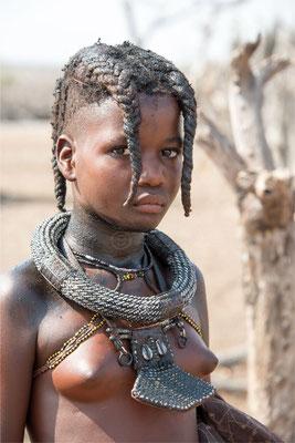 Portraits Là-bas 81 - Namibie