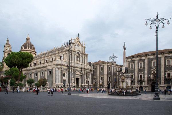 Catane 01 - Piazza del Duomo