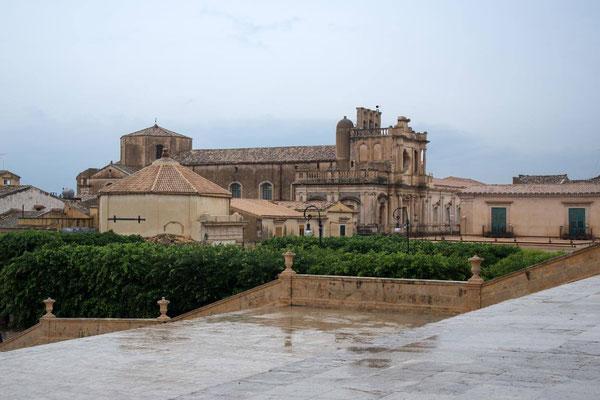 Noto 05 - San Carlo et collège des jésuites