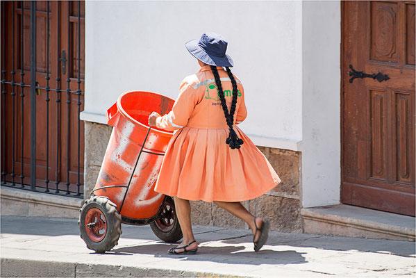 Scènes de vie 98 - Bolivie