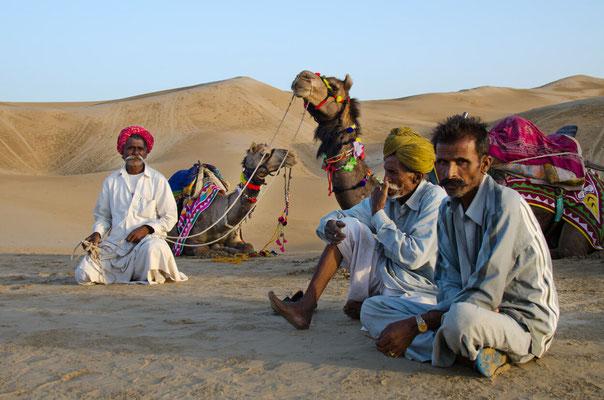 Scènes de vie 20 - Rajasthan